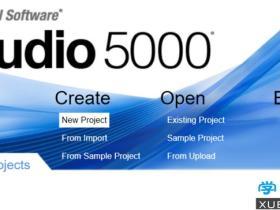 Studio 5000 V32.00英文版只含英文
