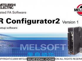 三菱伺服参数设置调试软件MR Configurator2 Ver 1.70Y