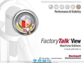 罗克韦尔FactoryTalk View 11.00英文版