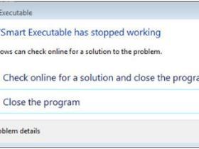 "STEP 7-Micro/WIN SMART软件打开时报错""软件停止"""