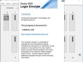Studio 5000 Logix Emulate V33.00编程仿真软件