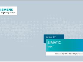 西门子STEP7 V5.7 英文版软件下载