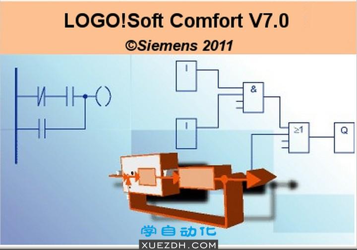 西门子LOGO! Soft Comfort V7.0免安装版 Windows