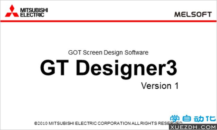 三菱GT Works3 Ver 1.230Q软件下载
