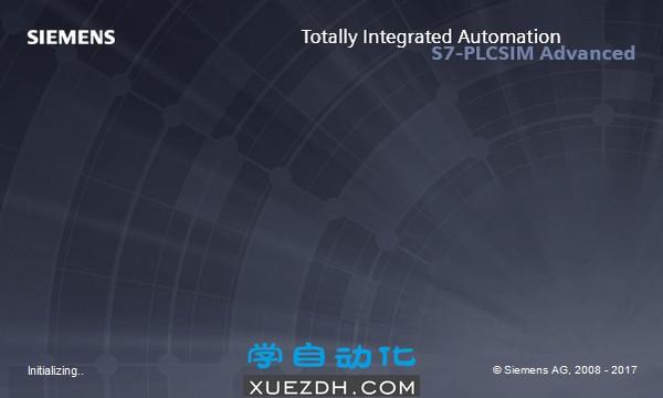 西门子S7-PLCSIM Advanced V2.0仿真软件