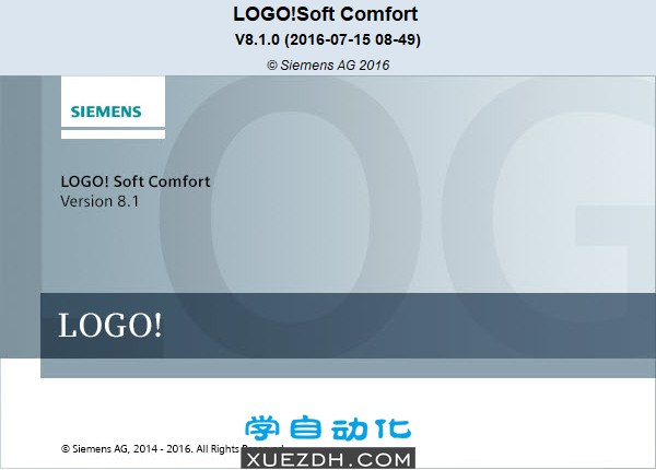 西门子LOGO! Soft Comfort V8.1新功能