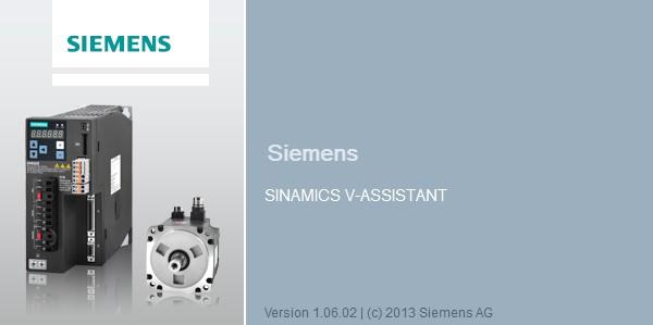 西门子V90调试软件V-Assistant V1.06.02