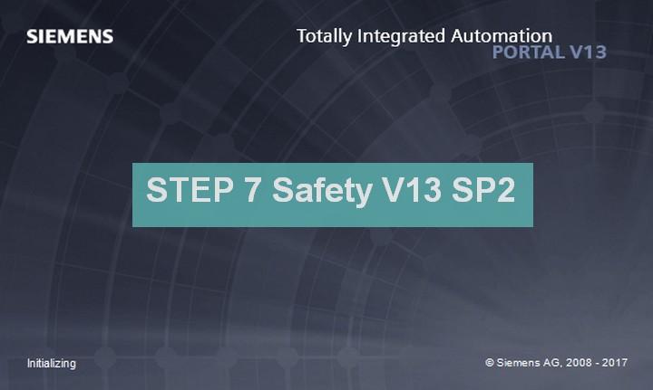 西门子STEP 7 Safety V13 SP2