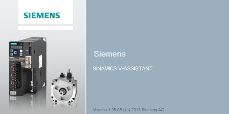 西门子V90调试软件V-Assistant v1.05.05