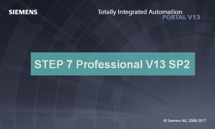 TIA博途STEP 7 Professional V13 SP2