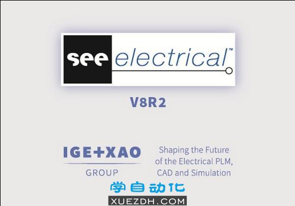 SEE Electrical V8R2 SP2新功能含软件下载