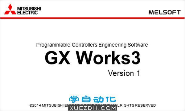 三菱GX Works3 Ver 1.070Y编程软件新功能